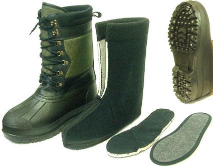 одежда и обувь для охотников и рыбаков